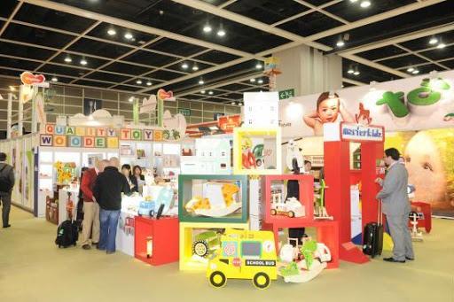 Plan a family trip to Toys show at Hong Kong