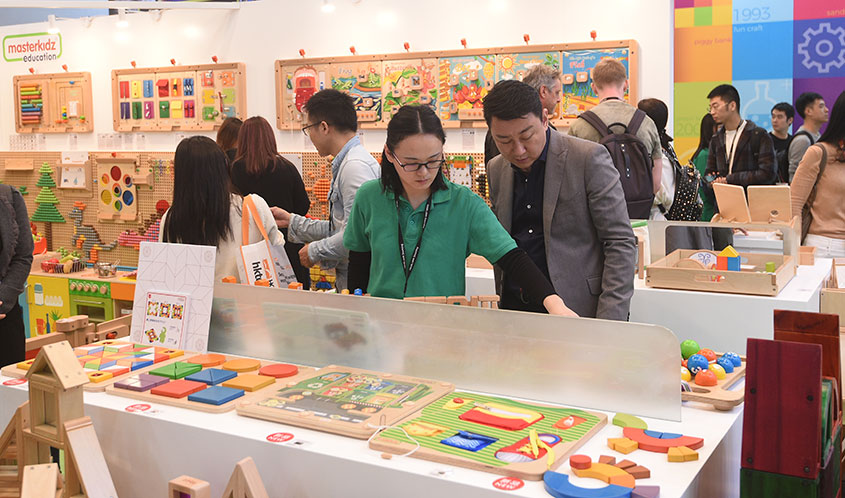 Plan a family trip to Toys show at Hong Kong