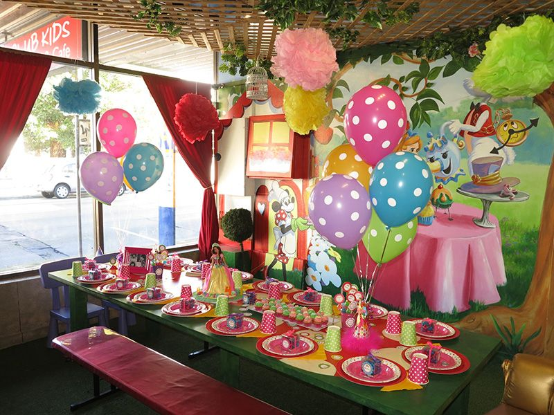 Directions to Find Children Party Venues and Entertainers