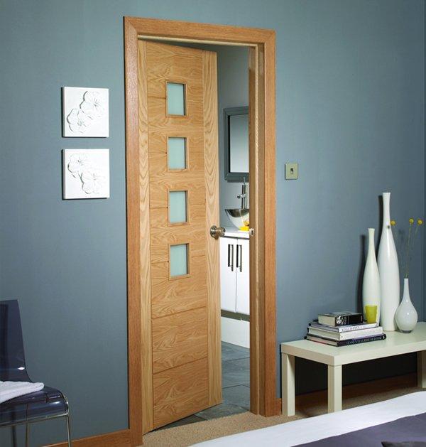 internal door frames